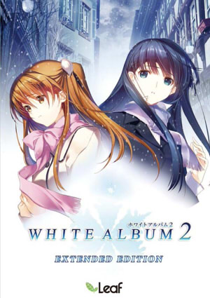 White Album 2 Extended Edition Cover